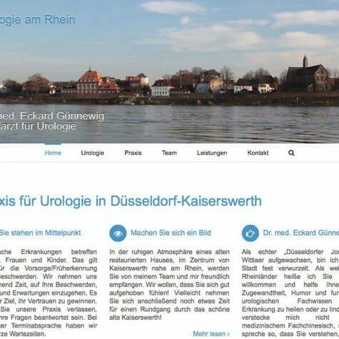 Urologie am Rhein