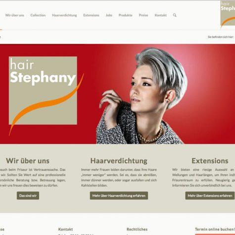 hair Stephany