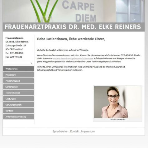 Frauenarztpraxis Dr. med. Reiners