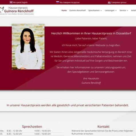 Hausarztpraxis Gulnora Renckhoff